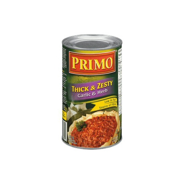 Indian grocery online - Primo Thick and Zesty Roasted Garlic 680ml - Cartly