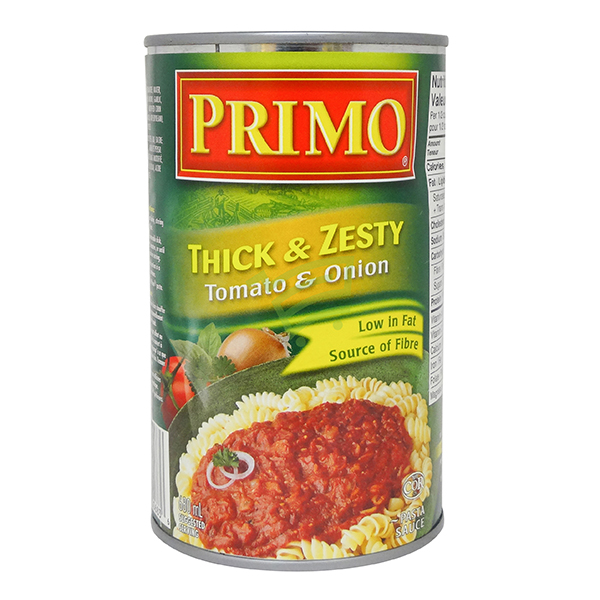Indian grocery online - Primo Tomato/Onion Sauce 680Ml - Cartly