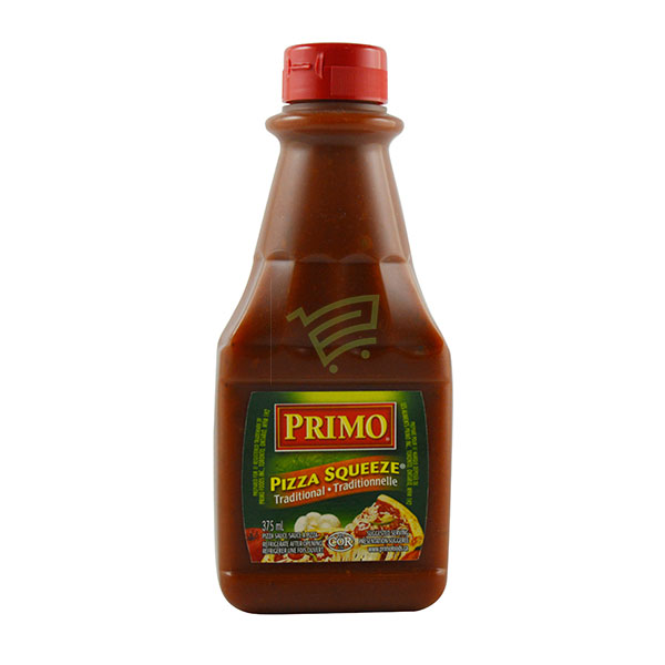 Indian grocery online - Primo Pizza Squeeze 375Ml - Cartly