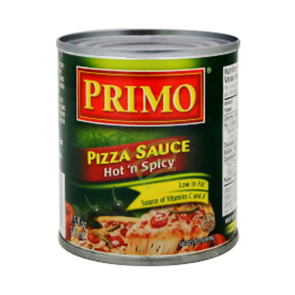 Indian grocery online - Primo Pizza Hot & Spicy 213ml - Cartly