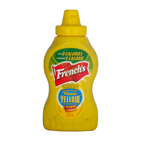 Indian grocery online - French's Mustard Yellow Squeeze 225Ml - Cartly