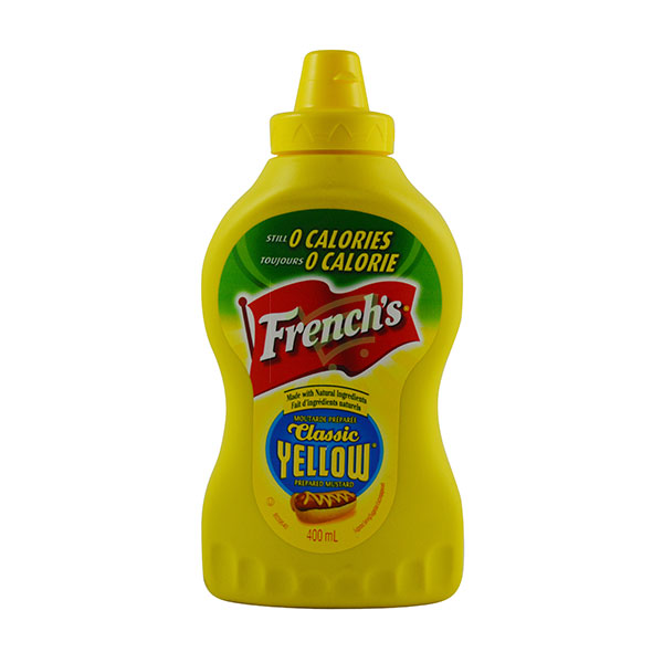Indian grocery online - French's  Mustard Sauce 400Ml - Cartly