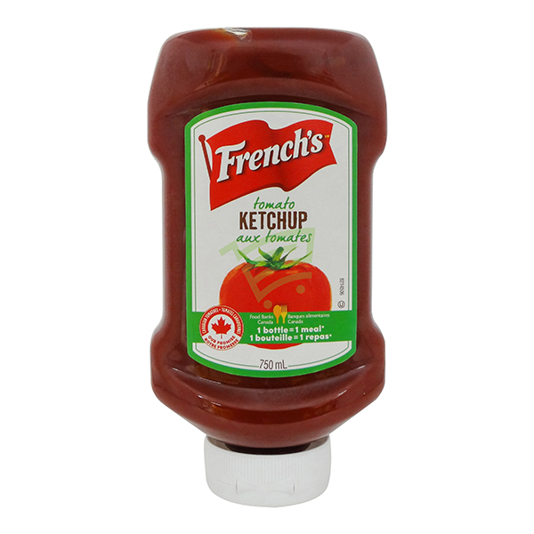 Indian grocery online - French's Tomato Ketchup 750ml - Cartly