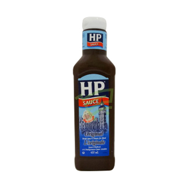 Indian grocery online - HP Steak Sauce 400ML - Cartly