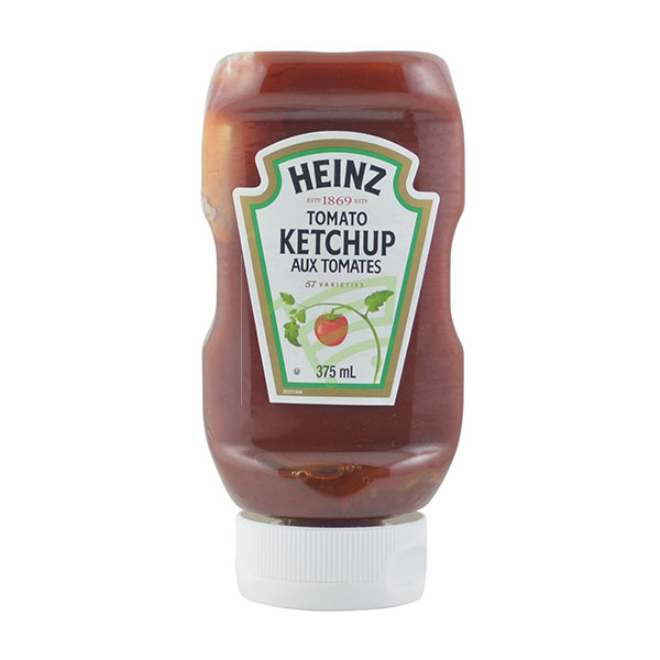Indian grocery online - Heinz Tomato Ketchup 375Ml - Cartly