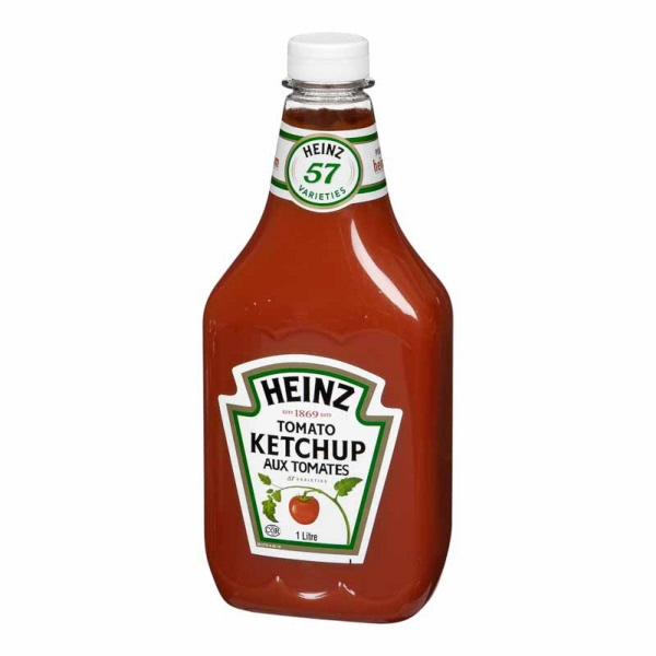 Indian grocery online - Heinz Tomato ketchup 1.25ltr - Cartly
