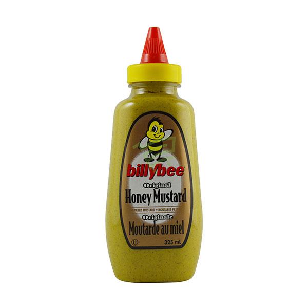Indian grocery online - Billybee Honey Mustard 325Ml - Cartly
