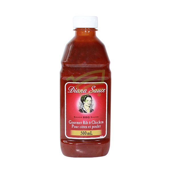 Indian grocery online - Diana Garlic Rib & Chicken Sauce 500Ml - Cartly