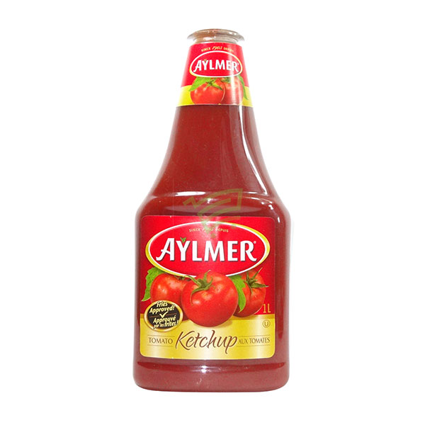 Indian grocery online - Aylmer Tomato Ketchup 1L - Cartly