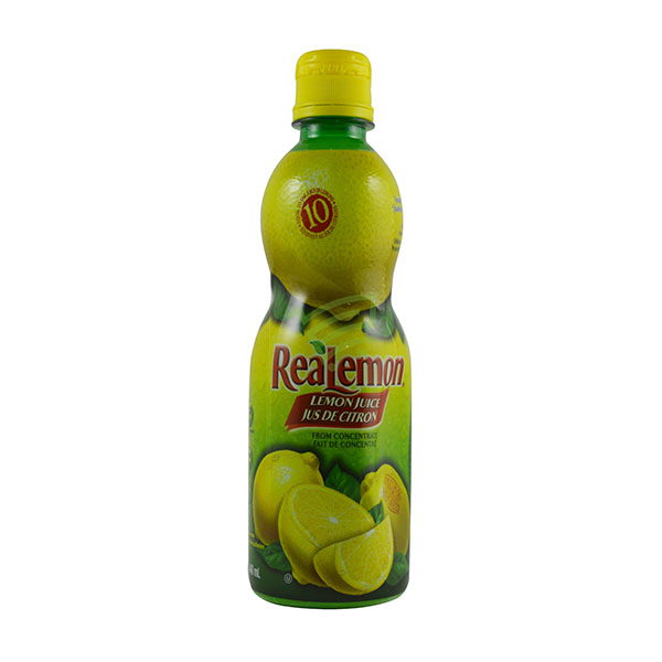 Indian grocery online - Realemon Lemon Juice 440Ml - Cartly
