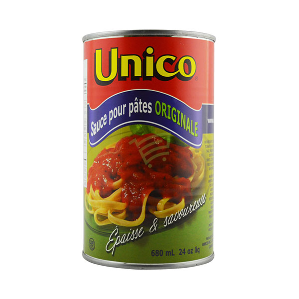 Indian grocery online - Unico Pasta Sauce Original 680Ml - Cartly