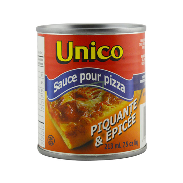 Indian grocery online - Unico Pizza Hot N Spicy 225Ml - Cartly