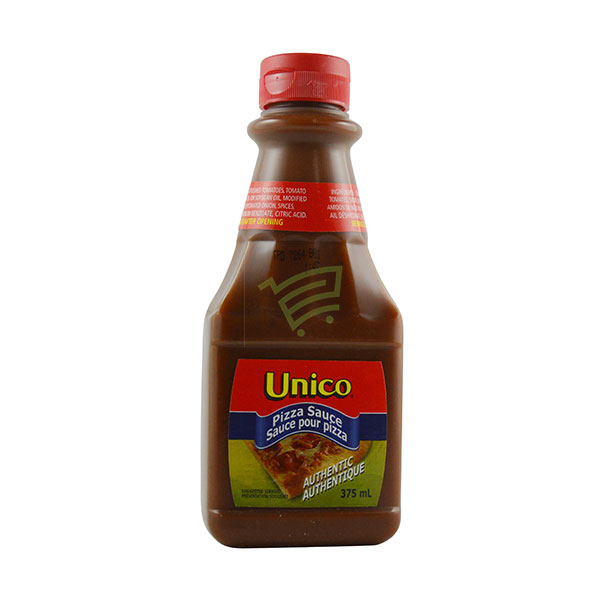 Indian grocery online - Unico Pizza Sauce 375Ml - Cartly