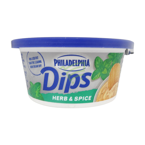 Indian grocery online - Philadephia Herb&Spice Dip 227G - Cartly
