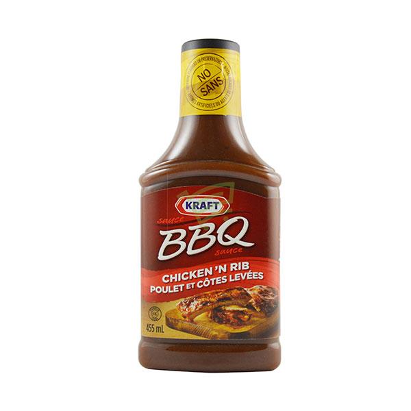 Indian grocery online - Kraft Chicken Rib Sauce 455Ml - Cartly