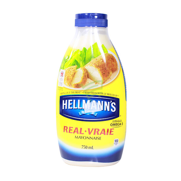Indian grocery online - Hellmann's Mayonnaise Sqz 750Ml - Cartly
