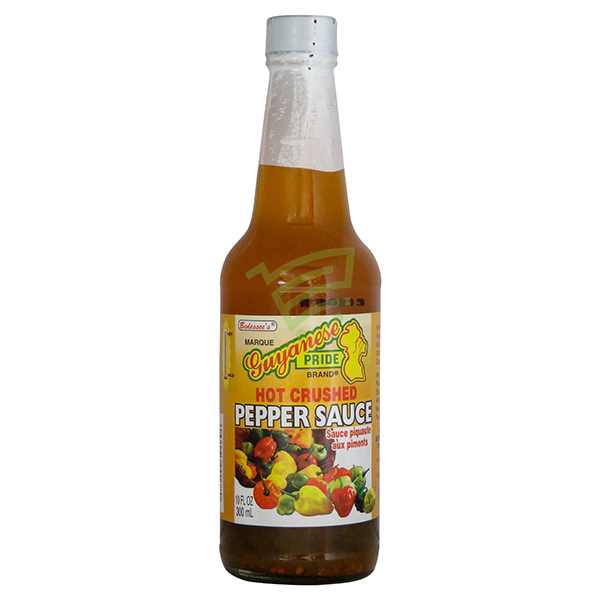 Indian grocery online - Guyanese Pepper Sauce 300Ml - Cartly