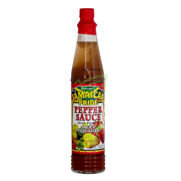 Indian grocery online - Bedessee Jamican Pride Pepper Sauce 89Ml - Cartly