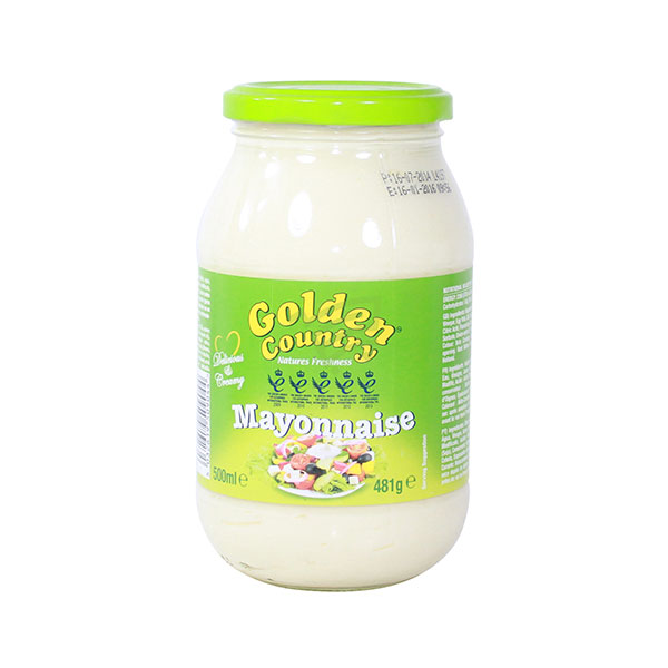 Indian grocery online - Golden Country Mayonnaise 481G - Cartly