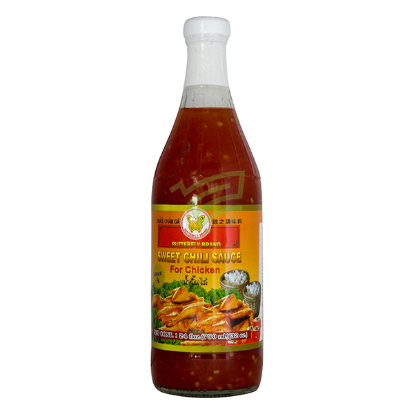 Indian grocery online - Butterfly Swet Chilli Sauce for Chicken 750Ml - Cartly