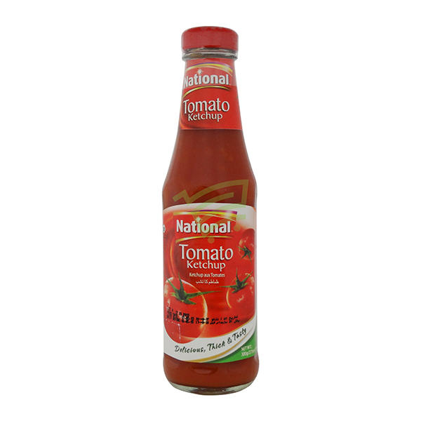Indian grocery online - National Tomato Ketchup 300G - Cartly