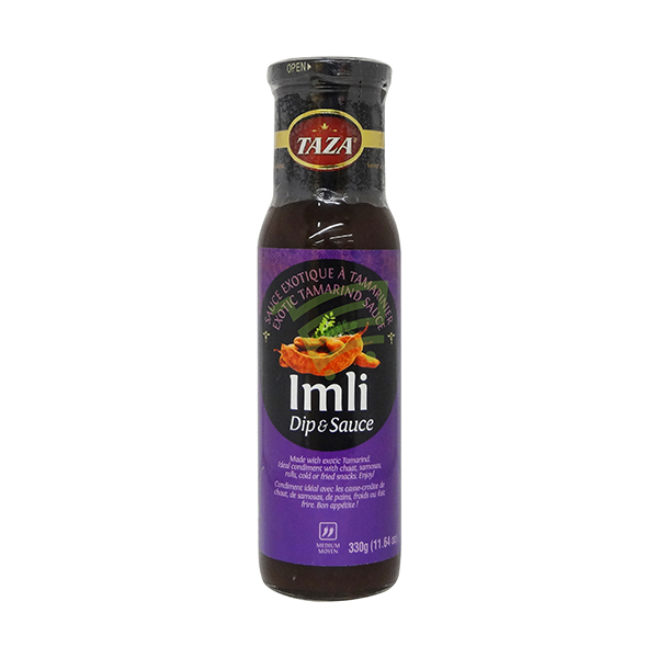 Indian grocery online - Taza Imli Dip & Sauce 330G - Cartly