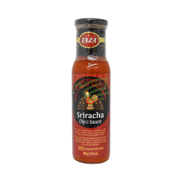 Indian grocery online - Taza Sriracha Dip & Sauce 300G - Cartly