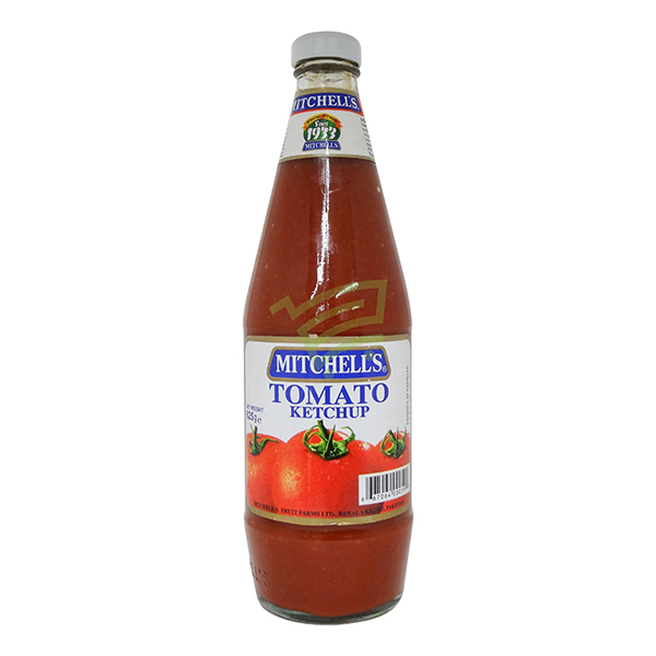 Indian grocery online - Mitchell's Tomato Ketchup 825G - Cartly