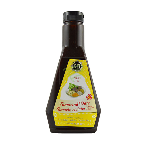 Indian grocery online - KFI Tamarind Date Chutney 455Ml - Cartly