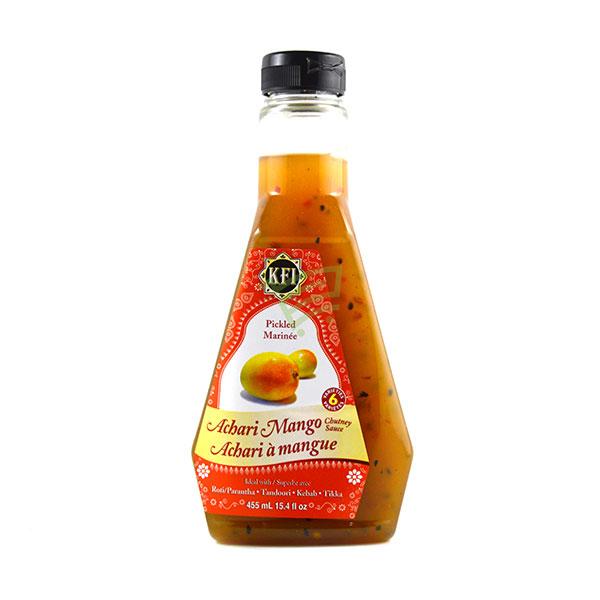 Indian grocery online - KFI Achari Mango Chutney 455Ml - Cartly