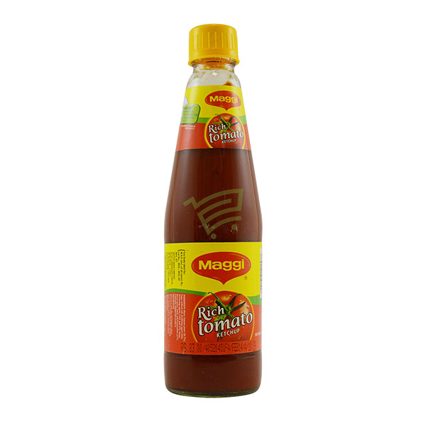 Indian grocery online - Maggi Rich Tomato Ketchup 500G - Cartly