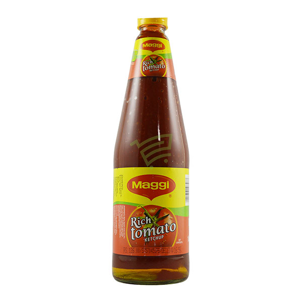 Indian grocery online - Maggi Rich Tomato Ketchup  1Kg - Cartly