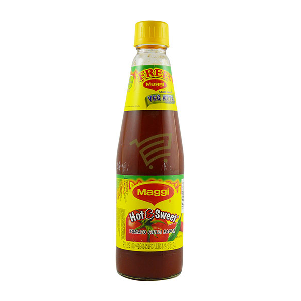Indian grocery online - Maggi Hot&Sweet Tomato Chilli Sauce 500G - Cartly