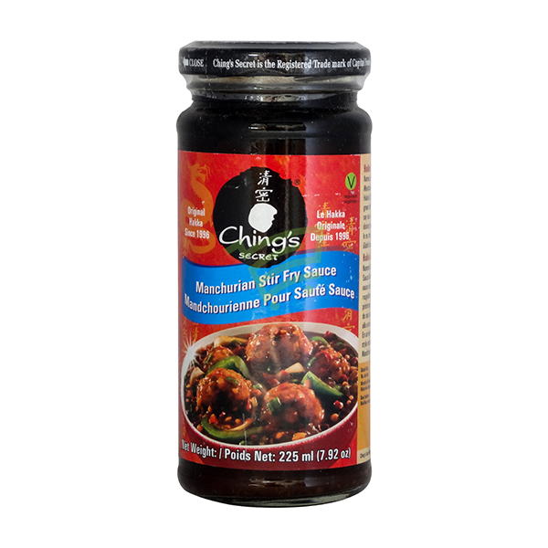 Indian grocery online - Ching's Manchurian Sauce 225Ml - Cartly