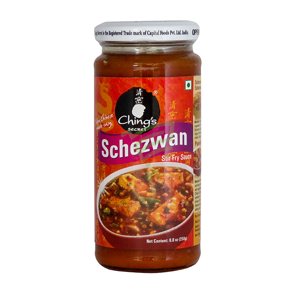 Indian grocery online - Ching's Schezwan 250g - Cartly