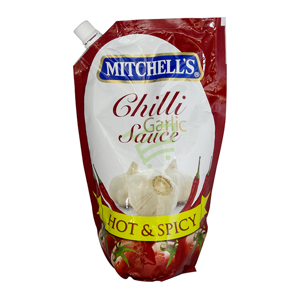 Indian grocery online - Mitchell's Chilli Garlic Sauce 800G - Cartly