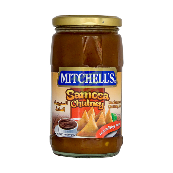 Indian grocery online - Mitchell's Samosa Chutney 390G - Cartly