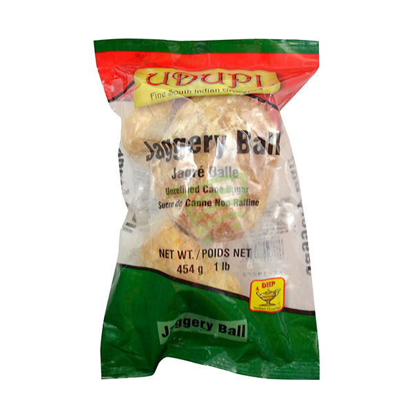Indian grocery online - Udupi Jaggery Balls 1lb - Cartly
