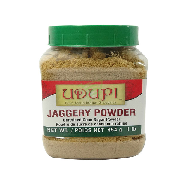 Indian grocery online - Udupi Jaggery Powder 454G - Cartly