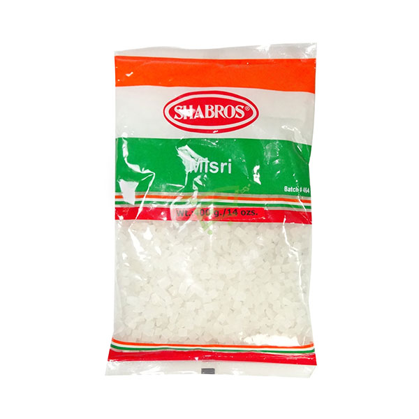 Indian grocery online - Shabros Misri (Rock Sugar)  400G - Cartly