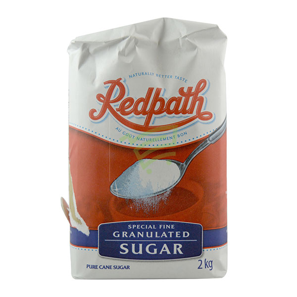 Indian grocery online - Redpath Sugar 2KG - Cartly