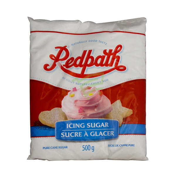 Indian grocery online - Redpath Icing Sugar 500G - Cartly