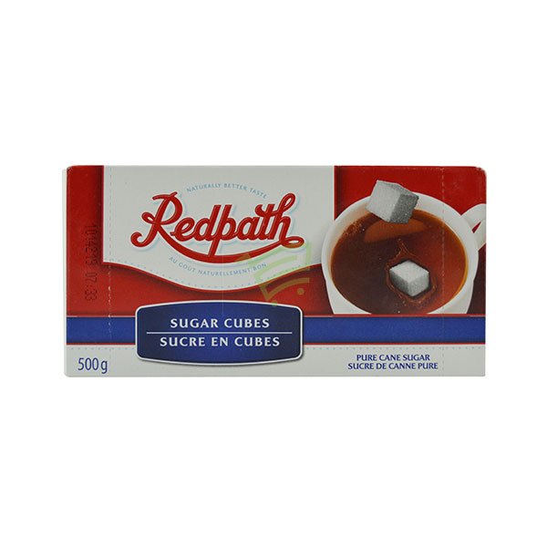 Indian grocery online - Redpath Sugar Cubes 500G - Cartly