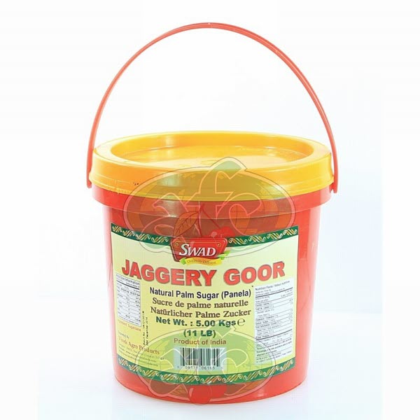 Indian grocery online - Swad Jaggery Goor 4lb - Cartly