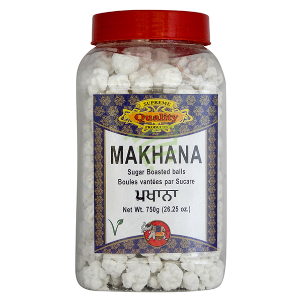 Indian grocery online - Quality Makhana 750G - Cartly