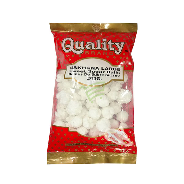 Indian grocery online - Quality Big Sugar Balls 200G - Cartly