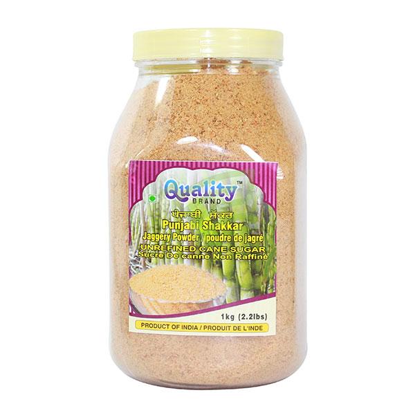 Indian grocery online - Quality Punjabi Shakkar 1Kg - Cartly