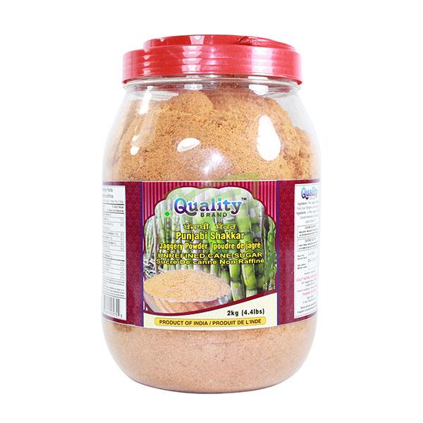 Indian grocery online - Quality Punjabi Shakkar 2Kg - Cartly