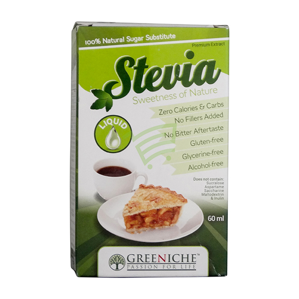 Indian grocery online - Stevia Liquid - Sugar Substitute - Cartly