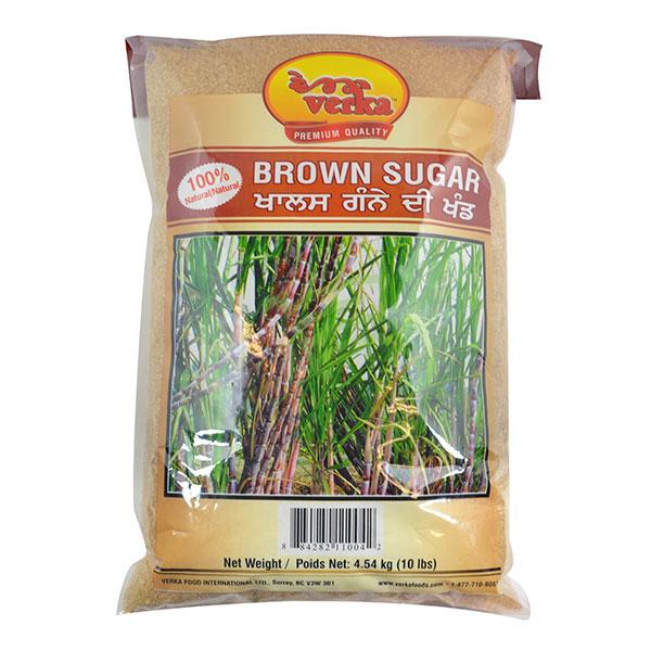 Indian grocery online - Verka Brown Sugar 10lb - Cartly